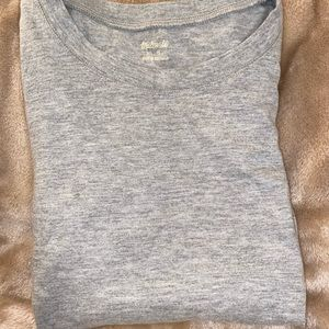 Gray Madewell t shirt size small
